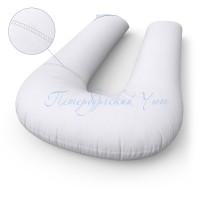 Подушка для беременных Трансформер 3 в 1 без наволочки